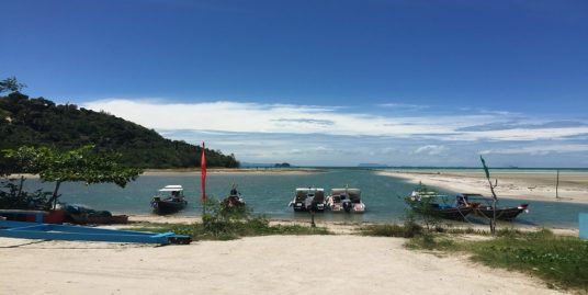 Vente terrain Phang Ka Koh Samui plage