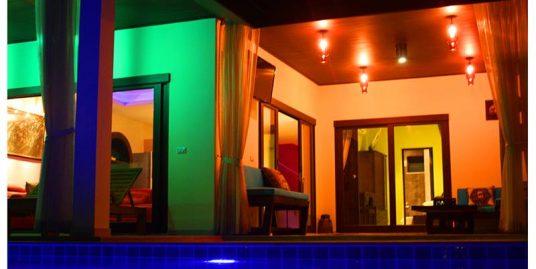Villa à louer Choeng Mon Koh Samui 3 chambres piscine