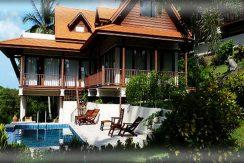 Villa Haad Salad Koh Phangan à vendre