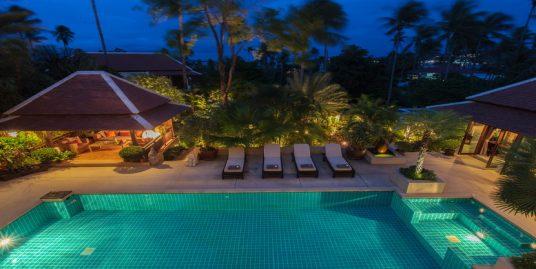 Villa vacances Bangrak Koh Samui 2/3 chambres