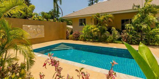 Villa vacances Maenam koh Samui 2 chambres piscine