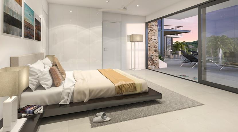 Villas Bophut Koh Samui sur mesure en vente Bedroom Furniture_resize