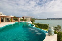 A louer villa front mer Plai Laem Koh Samui VILLA NAGISA