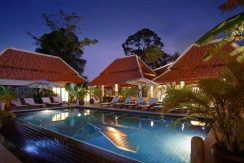 A louer résidence Bang Kao Koh Samui