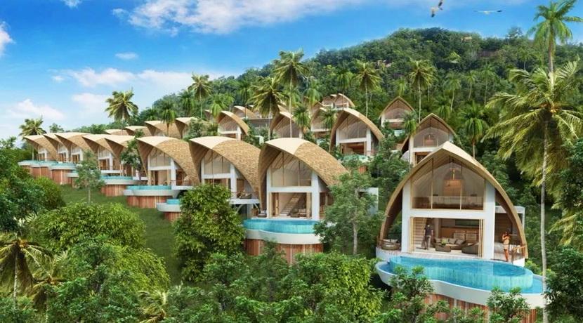 A vendre sur plan villa Chaweng Noi Koh Samui_resize