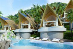 A vendre sur plan villa Chaweng Noi piscine_resize