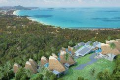 A vendre sur plan villa Chaweng Noi vue mer_resize