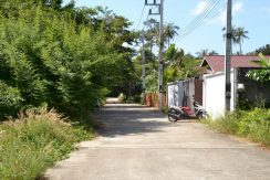 A vendre terrain Bang Kao Koh Samui rue_resize