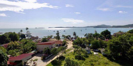 A vendre terrain Bophut Koh Samui 4.319 m² à 70 m de la plage