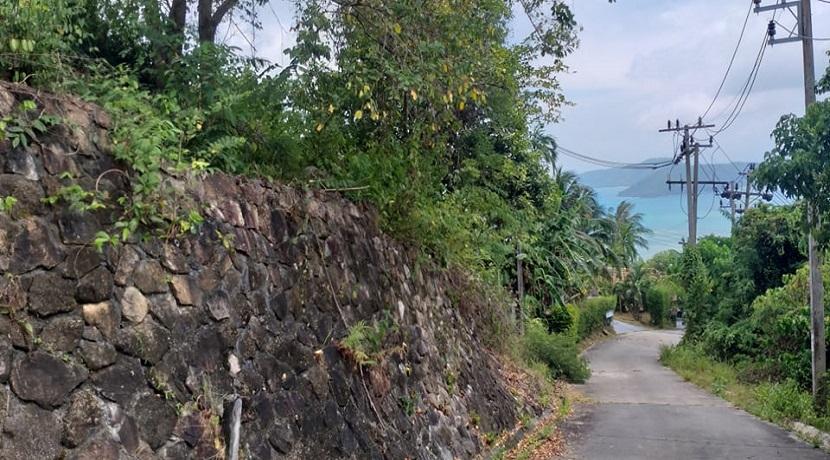 A vendre terrain Taling Ngam Koh Samui vue mer 010_resize