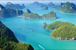 A vendre terrain Taling Ngam Koh Samui vue mer