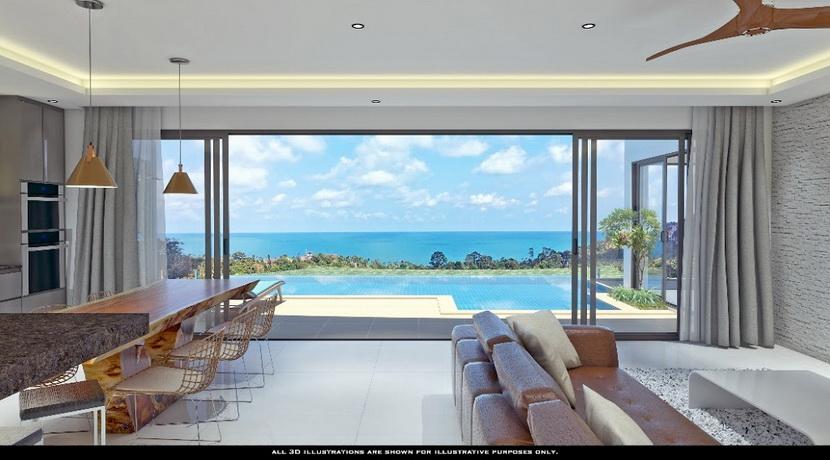 A vendre villas Chaweng Noi sur plan Koh Samui_resize