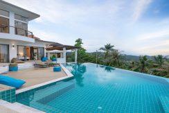 Bophut Koh Samui location villa Pearl