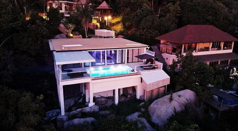 A louer villa Koh Phangan Thong Sala 0001