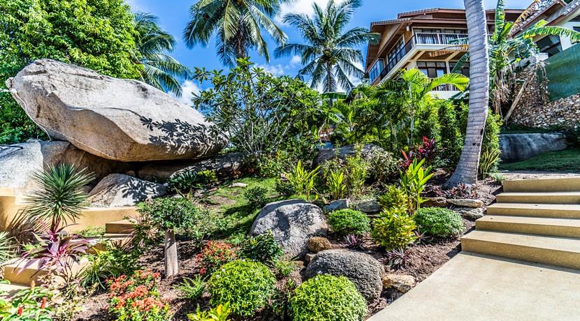 A louer villa Koh Phangan Thong Sala 0004