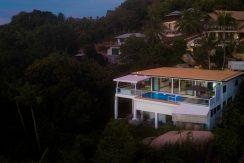 A louer villa Koh Phangan Thong Sala 0008