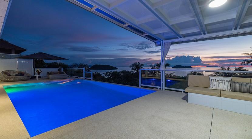 A louer villa Koh Phangan Thong Sala 0035