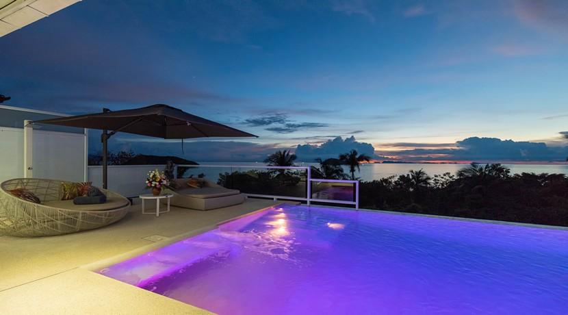 A louer villa Koh Phangan Thong Sala 0036
