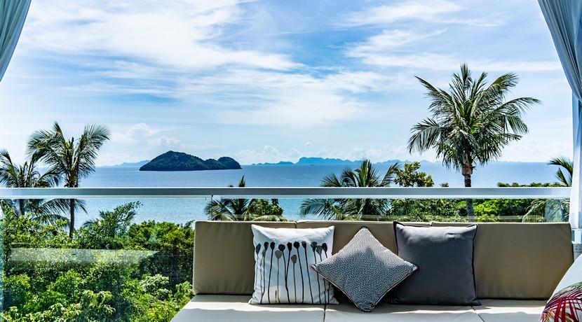 A louer villa Koh Phangan Thong Sala 0055