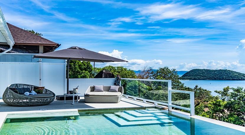 A louer villa Koh Phangan Thong Sala 0058
