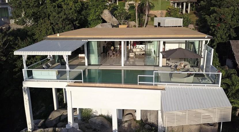 A louer villa Koh Phangan Thong Sala 0065
