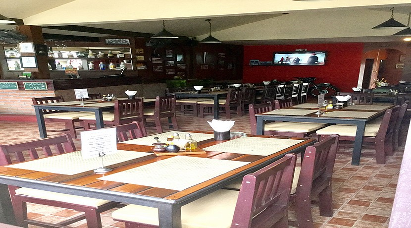 A vendre restaurant pizzeria Lamai Koh Samui 0007