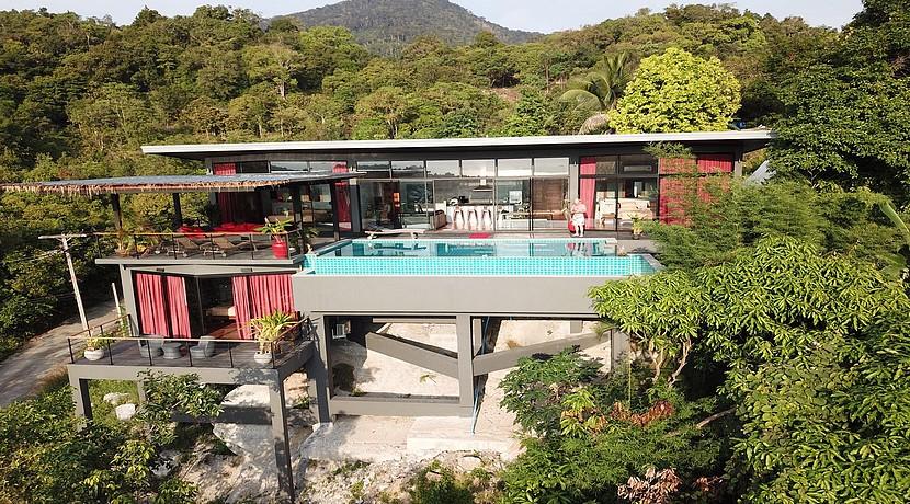 A vendre villa Chalok Ban Kao Koh Phangan0001