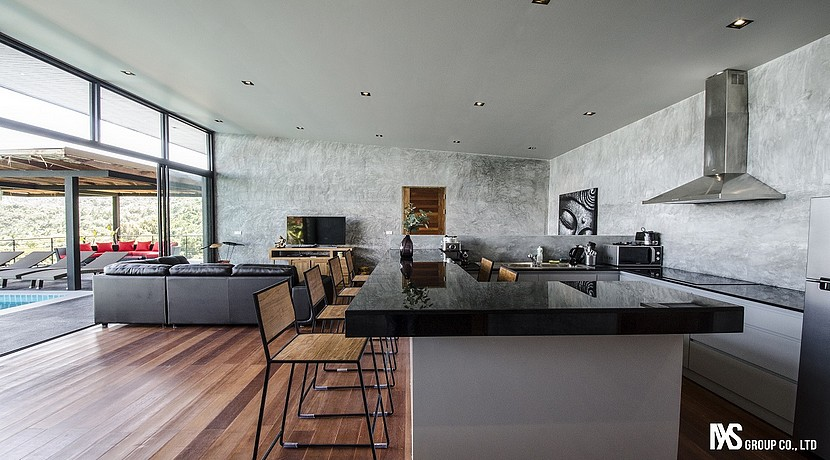 A vendre villa Chalok Ban Kao Koh Phangan0006