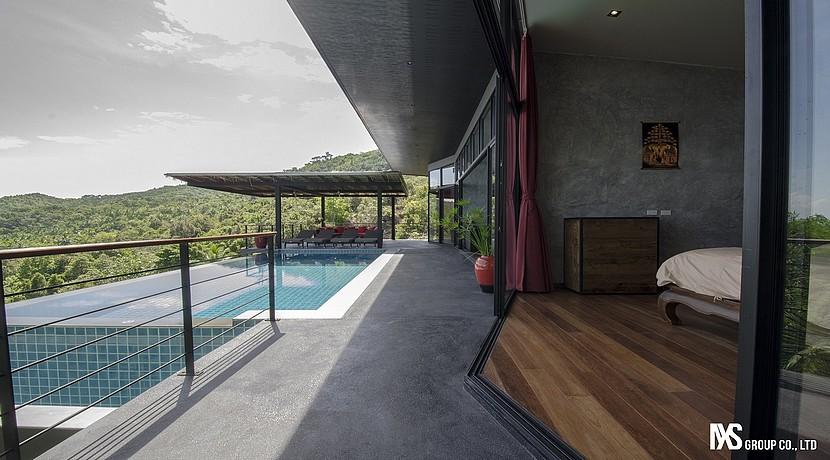 A vendre villa Chalok Ban Kao Koh Phangan0008