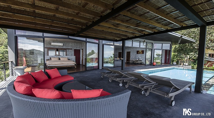 A vendre villa Chalok Ban Kao Koh Phangan0013