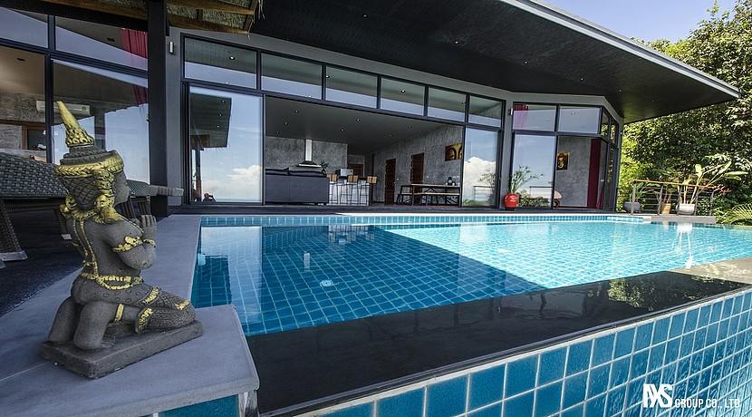 A vendre villa Chalok Ban Kao Koh Phangan0015