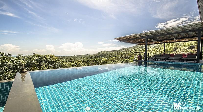 A vendre villa Chalok Ban Kao Koh Phangan0016