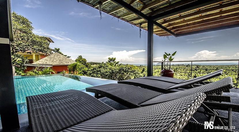 A vendre villa Chalok Ban Kao Koh Phangan0017