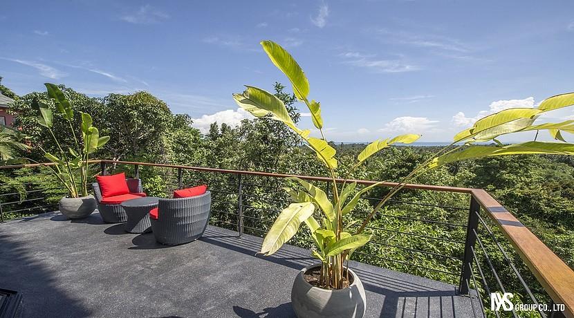 A vendre villa Chalok Ban Kao Koh Phangan0023
