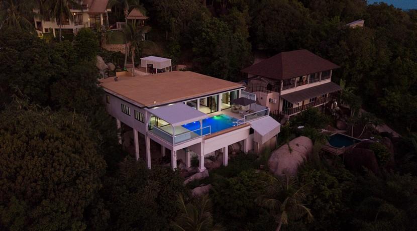 A vendre villa Koh Phangan Thong Sala 0009