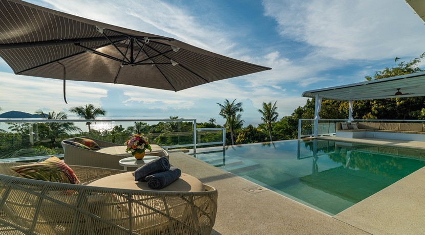 A vendre villa Koh Phangan Thong Sala 0021