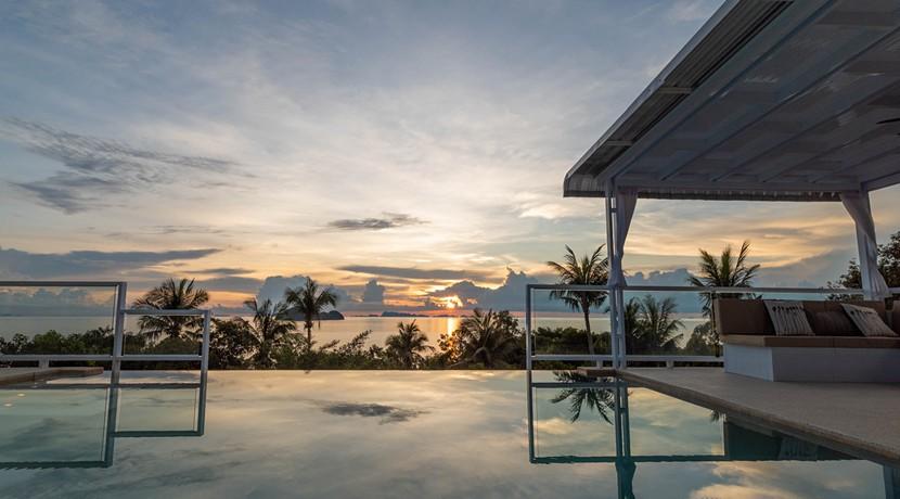 A vendre villa Koh Phangan Thong Sala 0034