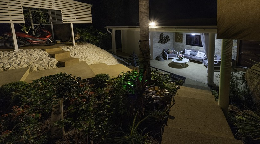 A vendre villa Koh Phangan Thong Sala 0051