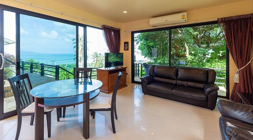 A vendre villa + appartements Bophut Koh Samui0009