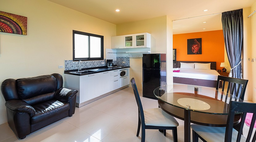 A vendre villa + appartements Bophut Koh Samui0010