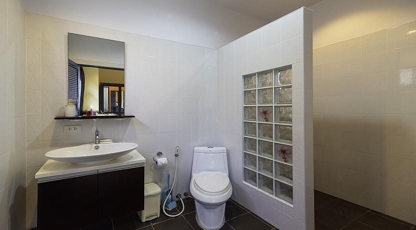 A vendre villa + appartements Bophut Koh Samui0013