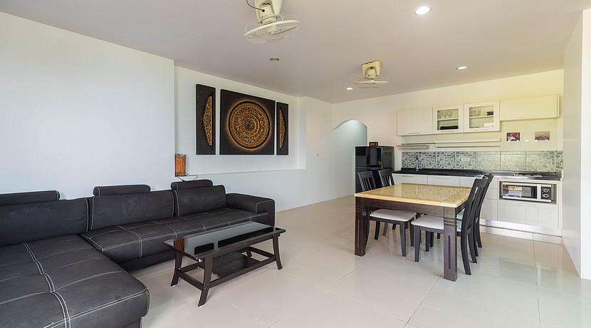 A vendre villa + appartements Bophut Koh Samui0017