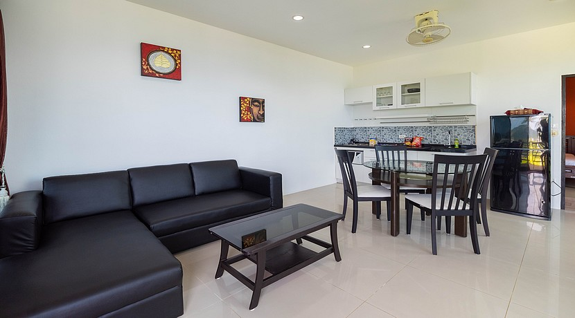 A vendre villa + appartements Bophut Koh Samui0025