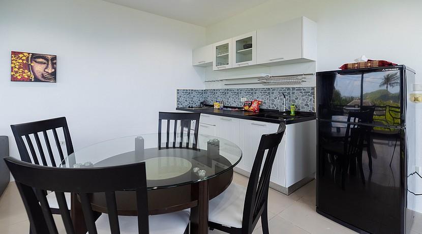 A vendre villa + appartements Bophut Koh Samui0026