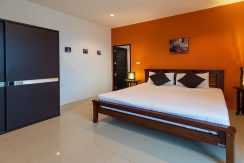 A vendre villa + appartements Bophut Koh Samui0028