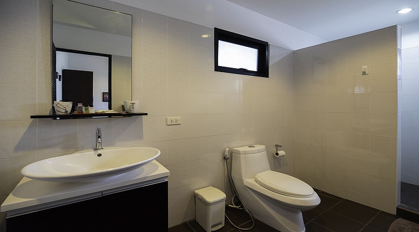 A vendre villa + appartements Bophut Koh Samui0031