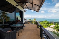 A vendre villa + appartements Bophut Koh Samui0032