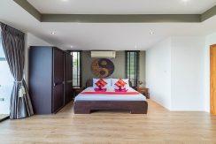 A vendre villa + appartements Bophut Koh Samui0036