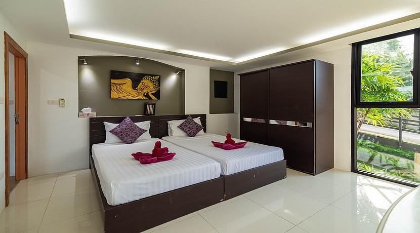 A vendre villa + appartements Bophut Koh Samui0038