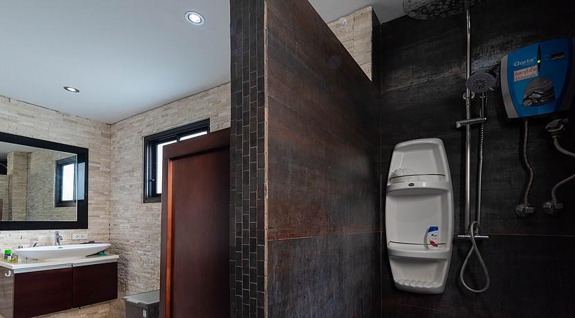 A vendre villa + appartements Bophut Koh Samui0041